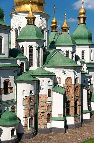 Saint Sophia Cathedral in Kiev