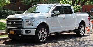 Ford F-Series (thirteenth generation) Motor vehicle