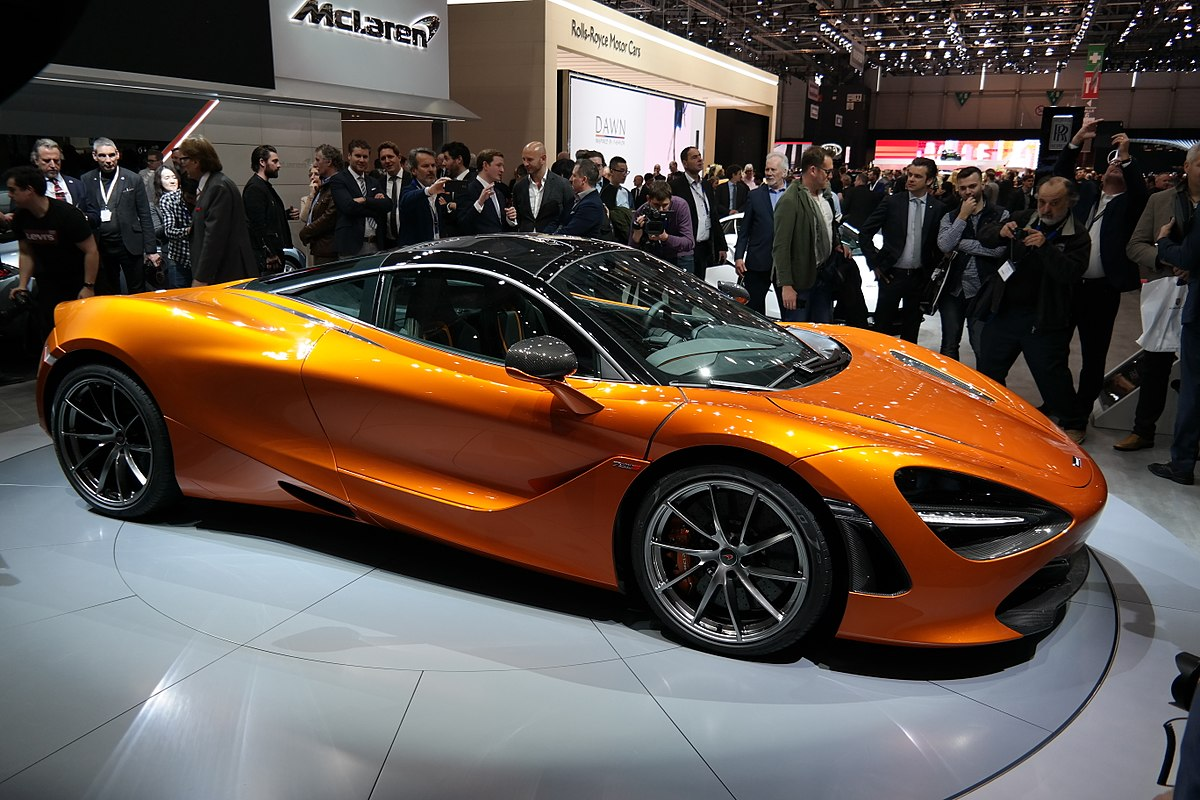 McLaren 720S  Wikipedia