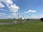 2017-06-06 10 36 56 View northeast toward the Automated Surface Observing System (ASOS) at Ronald Reagan Washington National Airport in Arlington County, Virginia.jpg