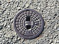 2017-10-17 (205) Manhole cover at St. Pölten near main train station.jpg