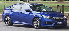 Image illustrative de l'article Honda Civic