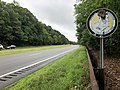 2018-07-22 09 35 19 View south along New Jersey State Route 445 (Palisades Interstate Parkway) just north of Exit 4 in Alpine, Bergen County, New Jersey.jpg
