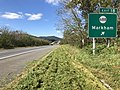 2018-10-12 11 36 35 View west along Interstate 66 at Exit 18 (Virginia State Route 688, Markham) in Markham, Fauquier County, Virginia.jpg