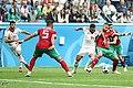 2018 FIFA World Cup Group B march IRN-MAR 18.jpg
