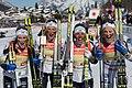 20190228 FIS NWSC Seefeld Ladies 4x5km Relay Team Sweden 850 5564.jpg