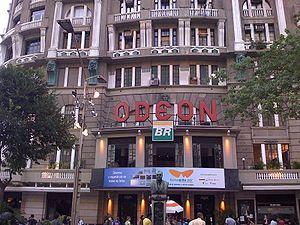 Odeon BR Theatre - Rio de Janeiro Int'l Film F...