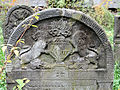 251012 Detail of tombstones at Jewish Cemetery in Warsaw - 16.jpg