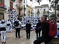 262 Els Falcons de Vilanova a la plaça de les Cols (Vilanova i la Geltrú).jpg