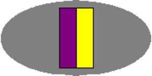 2/30th Battalion (Australia) - Image: 2 30th Battalion AIF Unit Colour Patch