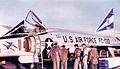 525th Fighter-Interceptor Squadron Convair F-102 Delta Dagger 56-1130.jpg