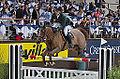 54eme CHI de Genève - 20141212 - Steve Guerdat et Albführen's Paille 1.jpg