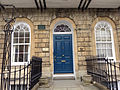 55-59 Gt Pulteney St, doorway.jpg