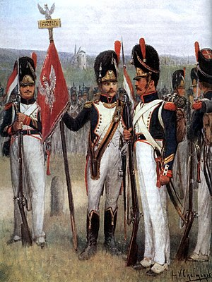 Army of the Duchy of Warsaw - 5th Infantry Regiment of Duchy of Warsaw