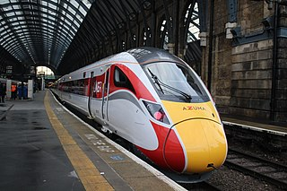 InterCity East Coast Train franchise in the United Kingdom