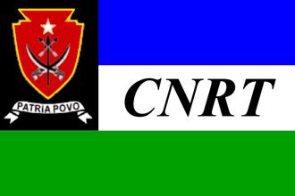 Flag of East Timor - Flag of CNRT