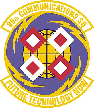 88th Air Base Wing - Image: 88 Communications Squadron