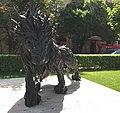 9. Lion 2 by Ji Yong-Ho (rue Tamanian).jpg