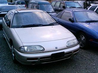 Isuzu Gemini - 1991–1993 Isuzu Gemini Hatchback