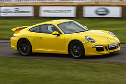 991 Carrera S coupe Porsche Exclusive Goodwood FoS 2012.jpg