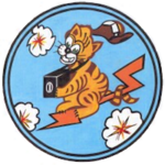 World War II 9th Reconnaissance Squadron emblem