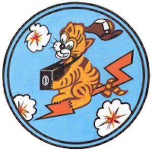 9th Air Refueling Squadron - World War II 9th Reconnaissance Squadron emblem