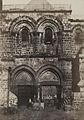 A. Salzmann - Saint Sépulcre, façade - Jerusalem.jpg