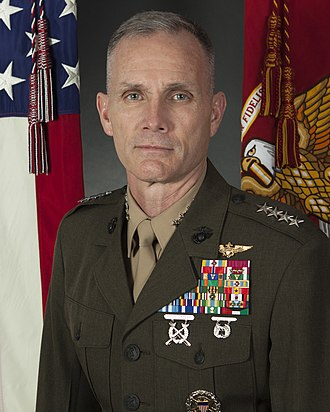 Assistant Commandant of the Marine Corps - Image: ACMC 2018 Hi Res