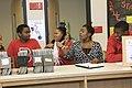 AD at TEACH and NEA American ED Week event 5 (9609824118).jpg