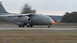 AN-178 with the nose boom is performing flights before tests at high angles of attack.jpg