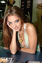 La pornodiva Jenna Haze