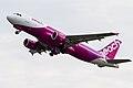 APJ A320-200 take off from R-W06R. (8112509382).jpg
