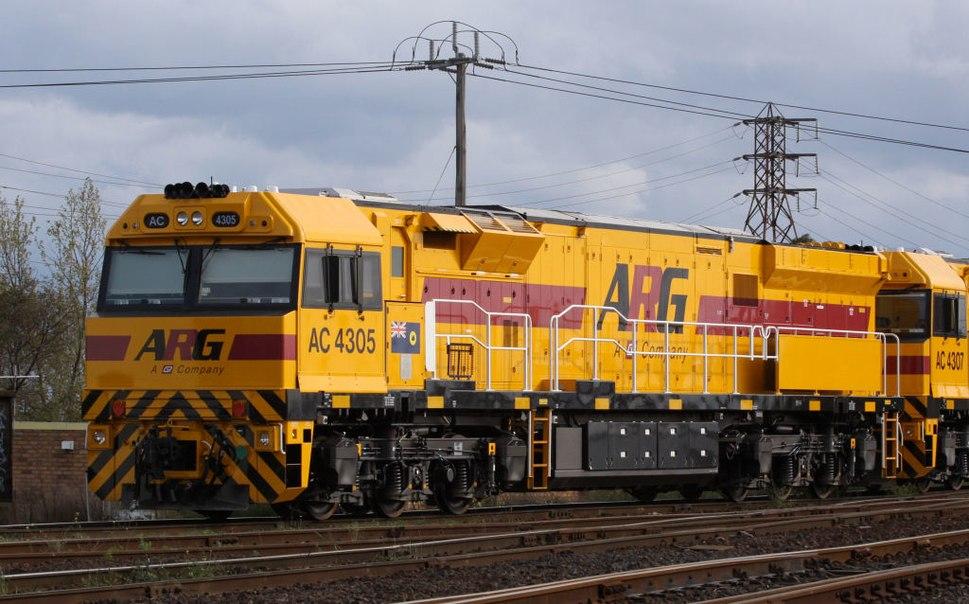 UGL Rail C44aci - Howling Pixel
