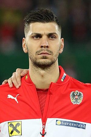 Aleksandar Dragović - Dragović in 2016