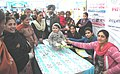 A Healthy Baby Show at the Bharat Nirman Public Information Campaign, organized by Press Information Bureau, at Devigarh, in Patiala on February 07, 2013.jpg