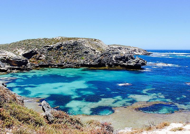 File:A Rottnest Island bay.jpg