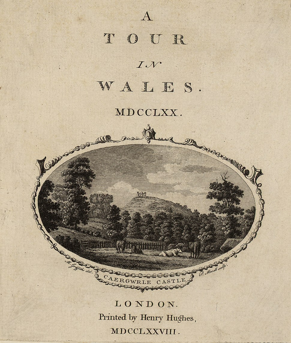 A Tour in Wales Title 02536