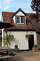 A dormer window, Theydon Bois, Essex, England.JPG