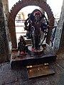 A statue of the deity of the Brihadeswarar Temple.jpg