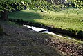 A very small weir, Roar Gill, Alexandra Park - geograph.org.uk - 1857392.jpg