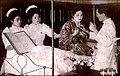 A woman under treatment by Gao Jingyuan and nurses.jpg