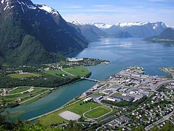 Rauma (elv) – Wikipedia