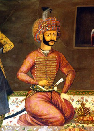 Russo-Persian War (1651–53) - Shah Abbas II of Persia