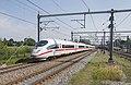 Abcoude ICE3m 4607 als omgeleide ICE 156 naar Amsterdam (20876697650).jpg
