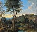 Abraham Genoels (Attr.) - Landscape with travellers.jpg