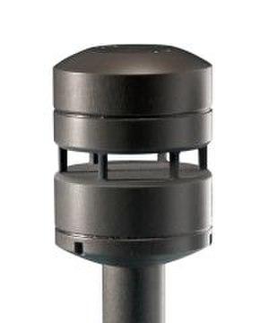 Anemometer - Acoustic resonance anemometer