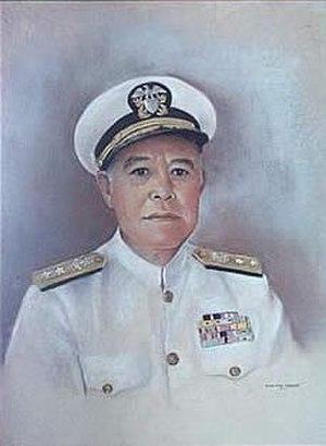 Gordon Chung-Hoon - Admiral Chung-Hoon