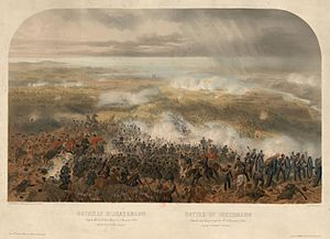 Battle of Inkerman - Arrival of Bosquet's division