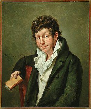 Adriaan van der Willigen - Adriaan van der Willigen by Wybrand Hendriks in 1811