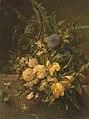 Adriana Johanna Haanen - Artisjokken, rozen en magnolia's - SA 227 - Amsterdam Museum.jpg